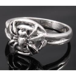 Ezüst Pókos Gyűrű