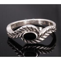 Ezüst Gyűrű Ónixal