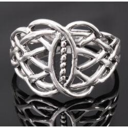 Ezüst Kelta Mintás Gyűrű