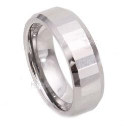 Volfrámacél Karikagyűrű