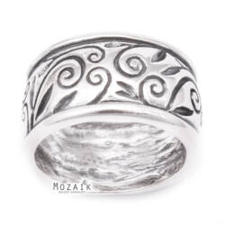 Ezüst Karikagyűrű