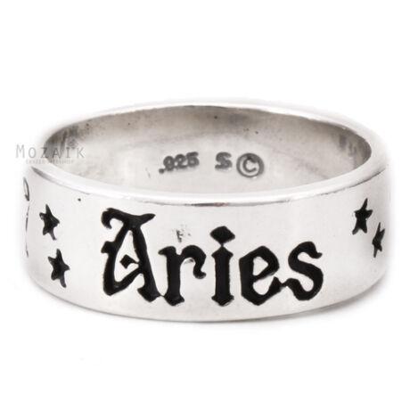 Horoszkóp Ezüst Gyűrű – KOS