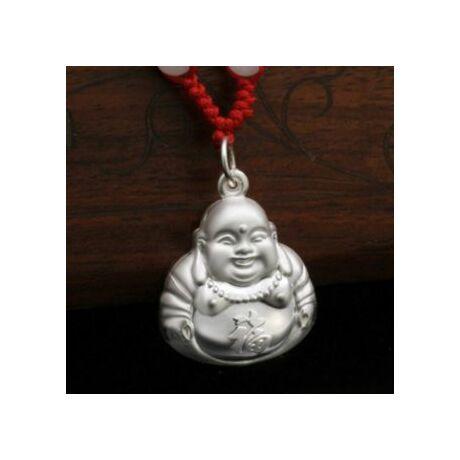 Sterling Ezüst Buddha Medál