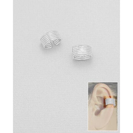 Sterling Ezüst Fülgyűrű