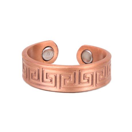 Mágneses Réz Gyűrű