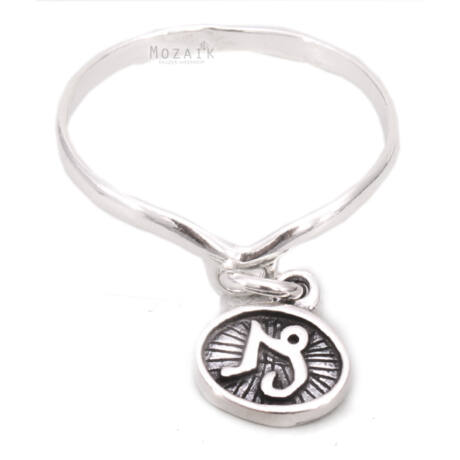Horoszkóp Ezüst Gyűrű – BAK