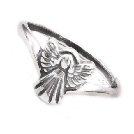 Ezüst Gyűrű – Angyal